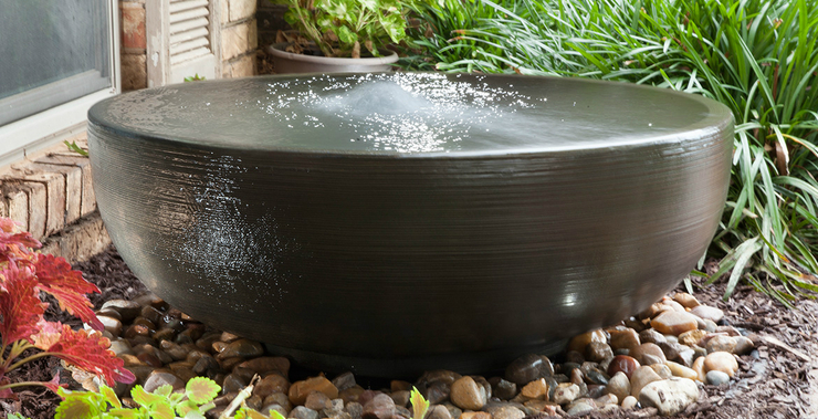 Charmant ... And Water Features Are An Easy And Affordable Way To Enhance Any Home,  Garden, Or Business With Soothing Sounds Of Water. Lightweight Self  Contained ...