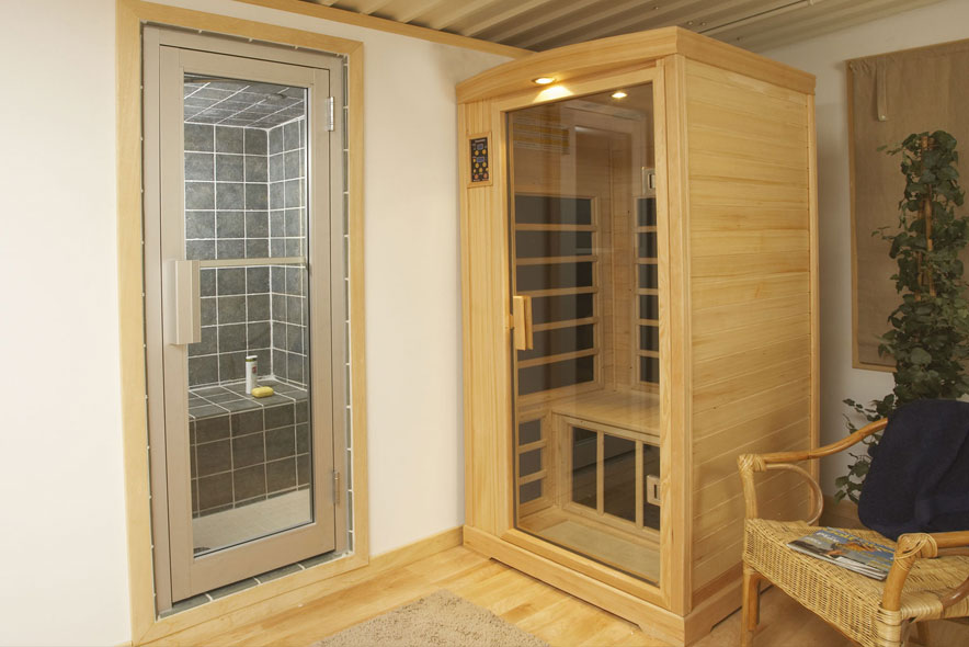 Finnleo Sauna B810