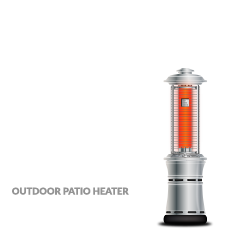 axis heater