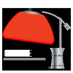 curve heater